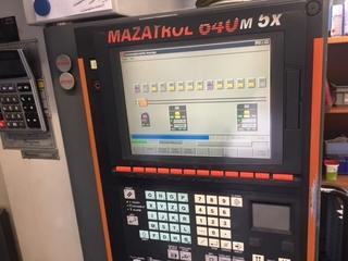 Fresatrice Mazak Variaxis 500 5X - Production line 2 machines / 14 pallets, A.  2005-4