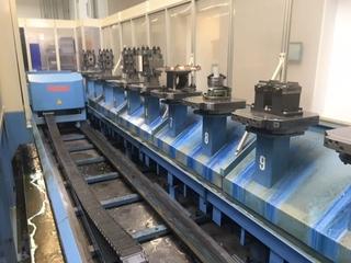 Fresatrice Mazak Variaxis 500 5X - Production line 2 machines / 14 pallets, A.  2005-10