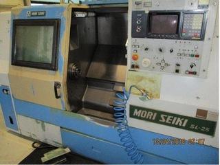 Tornio 2 x Mori Seiki SL 25 A / 500-0