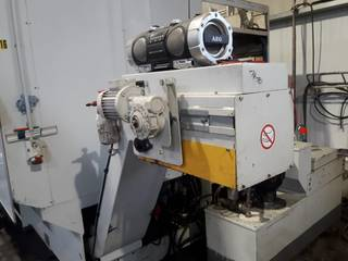 AXA VHC 2-1760 M Letto Fresatrice-7