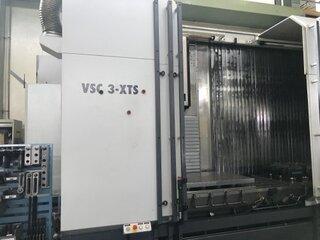 Fresatrice AXA VSC 3 XTS, A.  2007-1