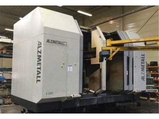 Fresatrice Alzmetall FS 2500 LB / DB-1