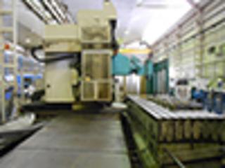Anayak HVM 5000 PHS rebuilt Fresatrice a bancale-1