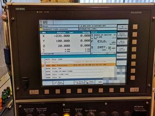 Fresatrice Axa VHC 3 - 5000 XTS 50, A.  2006-5