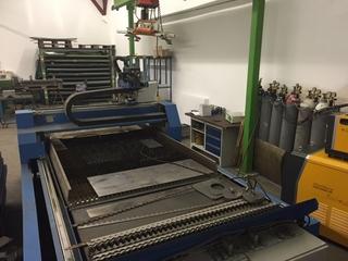 Bach PlasmaCompact 1500 x 3000 macchinas di taglio al plasma-4