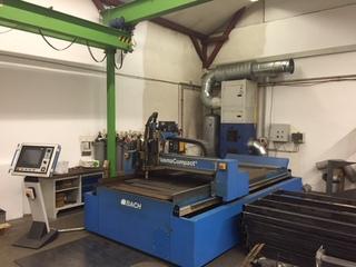 Bach PlasmaCompact 1500 x 3000 macchinas di taglio al plasma-5
