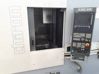 Fresatrice Chiron FZ 15 KW Highspeed-1