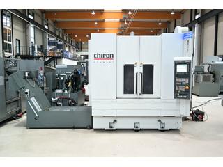 Fresatrice Chiron Mill FX 800 baseline, A.  2016-0