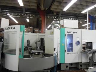 DMG DMC 60 H - RS4