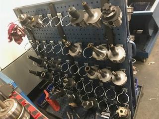 Fresatrice DMG DMC 80 U duoBlock, A.  2007-8