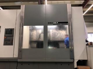 Fresatrice DMG DMU 200 P, A.  2001-7