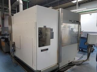 Fresatrice DMG DMU 80 P, A.  2002-4