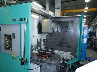 Fresatrice DMG DMU 80 P, A.  1998-0
