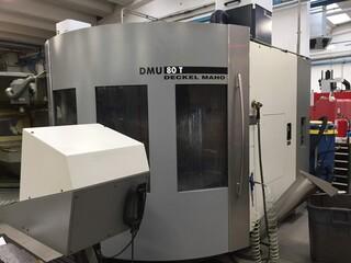 Fresatrice DMG DMU 80 T, A.  2001-0