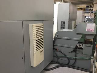 Fresatrice DMG DMU 80 T, A.  2001-5