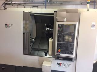 usate MTRent MTcut T 25 SY - FNL 250 SY NL2500 Vorführmaschine/demo [1258719524]