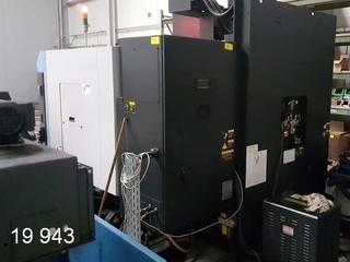 Fresatrice Doosan DNM 650, A.  2008-2