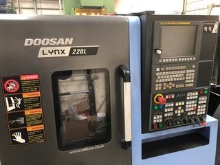 Tornio Doosan Lynx 220 LC-1