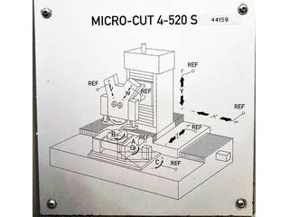 Rettificatrice Elb Micro-Cut 4 - 520 S-7