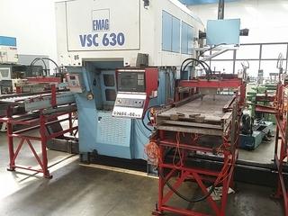 Tornio Emag VSC 630 x 2-5