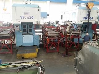 Tornio Emag VSC 630 x 2-7