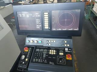 Fresatrice Hurco BMC 25, A.  1995-2