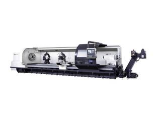 Hwacheon Mega 100 Heavy Duty Semi-CNC Lathe x 3000