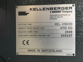 Rettificatrice Kellenberger Kel-vision URS 125 x 430 generalüberholt-5