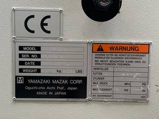Tornio Mazak Integrex e-410 HS multi tasking-11