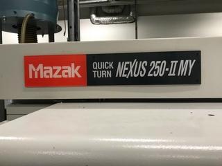 Tornio Mazak QT Nexus 250 II MY-2
