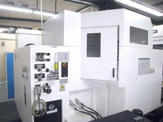 Fresatrice Mazak VCS 530 C-6