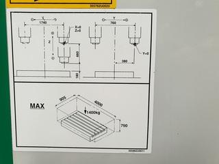 Fresatrice Mazak VTC 300 C-6
