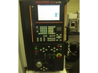 Fresatrice Mazak Variaxis 630 5X-4