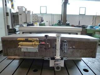 Mecof HVM 5000 Letto Fresatrice-10