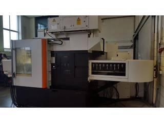 Fresatrice Mikron HPM 450 U, A.  2012-2