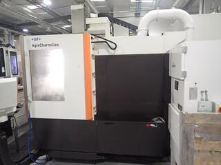 Fresatrice Mikron HPM 450 U  7 apc, A.  2012-0