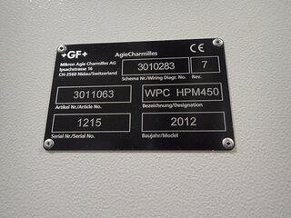 Fresatrice Mikron HPM 450 U  7 apc, A.  2012-7