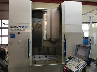 Mikron VCP 100 Duro [1107904199]
