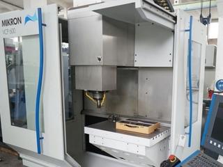 Fresatrice Mikron VCP 600, A.  2004-0