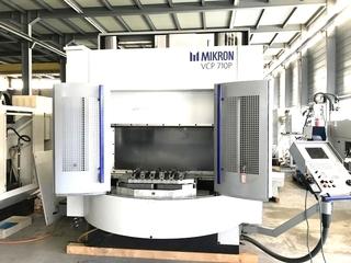 Fresatrice Mikron VCP 710-1
