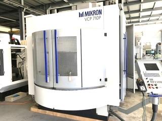 Fresatrice Mikron VCP 710-3