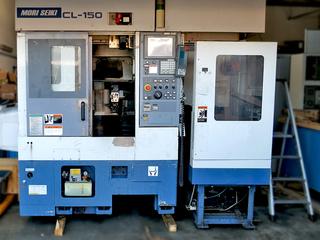 Tornio Mori Seiki CL 150 ladeportal/gentry-0