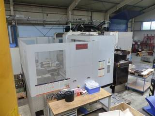 Fresatrice Mori Seiki NH 6300 DCG APC 6, A.  2012-0