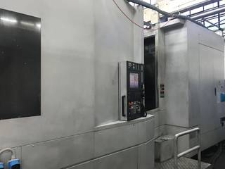 Fresatrice Mori Seiki NH 8000-5