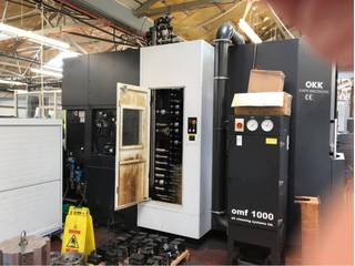 Fresatrice OKK HP 500 S, A.  2009-4