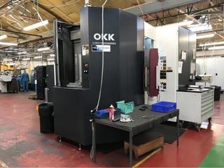 Fresatrice OKK HP 500 S, A.  2009-9