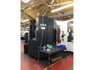Fresatrice OKK HP 500 S, A.  2009-10