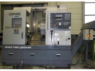 Tornio Okuma LB 300 MY x 500-0