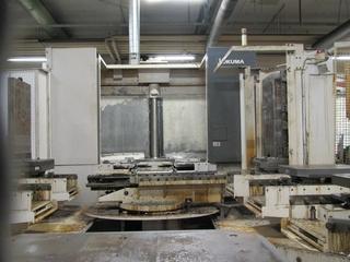 Fresatrice Okuma MA 600 HB 10apc, A.  2008-2