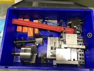 Tornio Schaublin 225 TM CNC-9